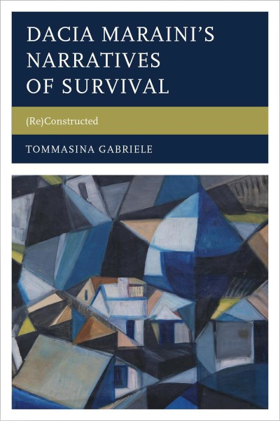 Dacia Maraini's Narratives of Survival_Cover