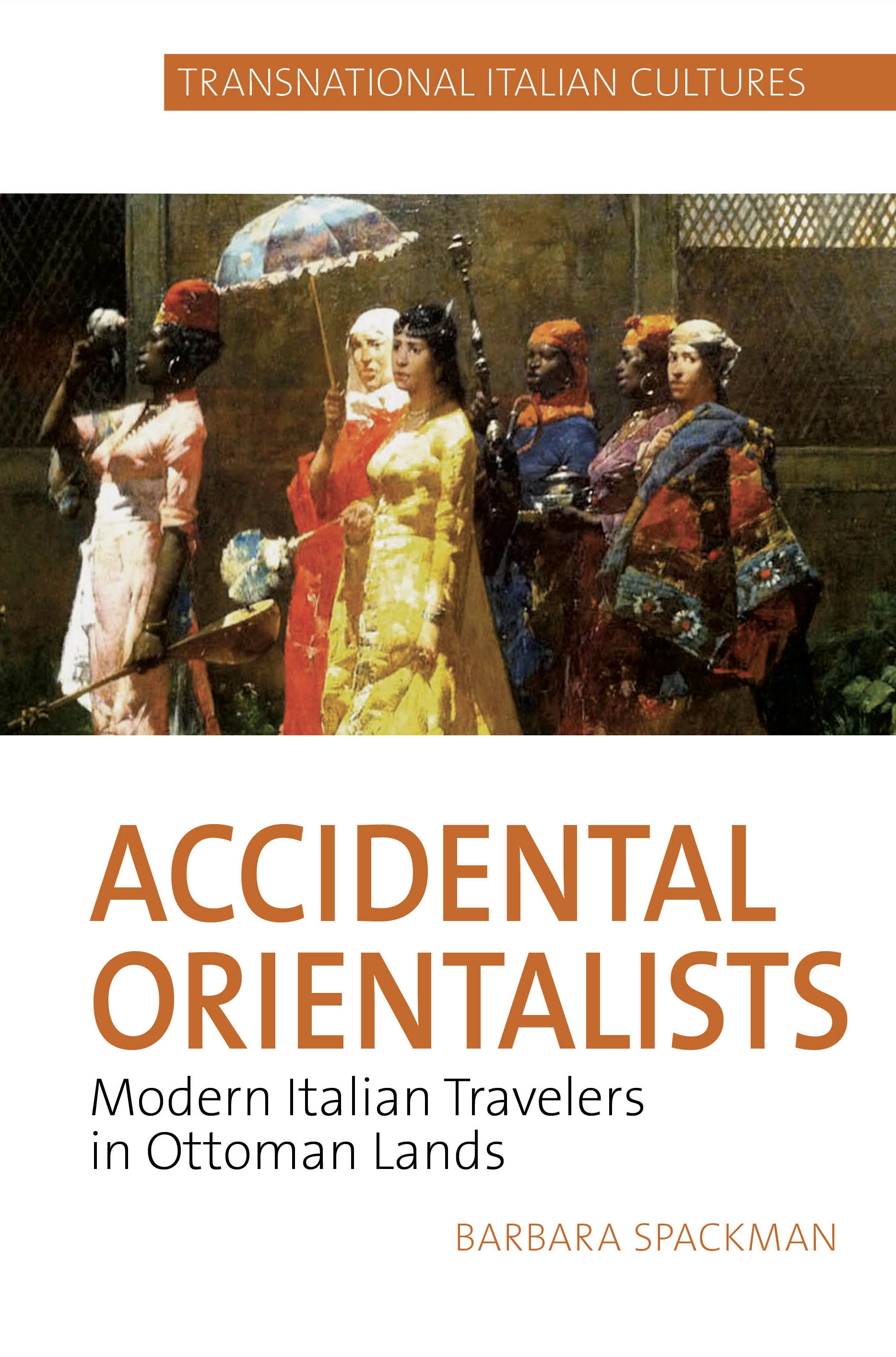 Accidental Orientalists | gender/sexuality/italy